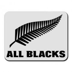 Коврик для мыши All Blacks