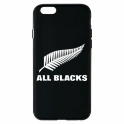 Чехол для iPhone 6/6S All Blacks