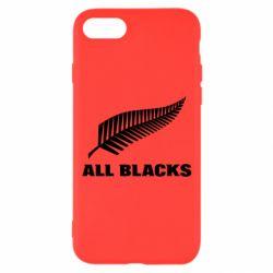 Чехол для iPhone 7 All Blacks