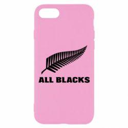 Чехол для iPhone 8 All Blacks