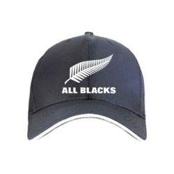 Кепка All Blacks