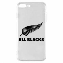 Чехол для iPhone 8 Plus All Blacks