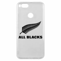 Чехол для Xiaomi Mi A1 All Blacks