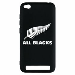 Чехол для Xiaomi Redmi 5a All Blacks