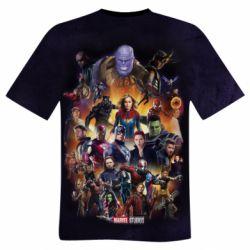 0dcce0c6d3e7 Мужские футболки Marvel (Марвел) - купить в Киеве, низкая цена ...