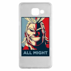 Чехол для Samsung A5 2016 All might