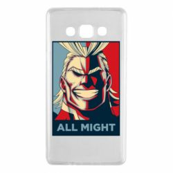 Чехол для Samsung A7 2015 All might