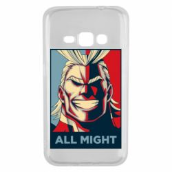 Чехол для Samsung J1 2016 All might