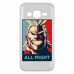 Чехол для Samsung J2 2015 All might