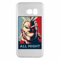 Чехол для Samsung S6 EDGE All might