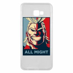 Чехол для Samsung J4 Plus 2018 All might