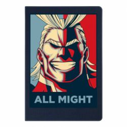 Блокнот А5 All might