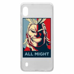 Чехол для Samsung A10 All might