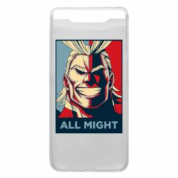 Чехол для Samsung A80 All might