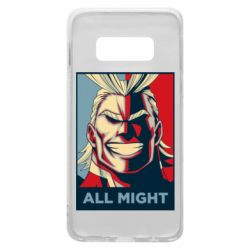 Чехол для Samsung S10e All might