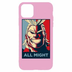 Чехол для iPhone 11 Pro Max All might