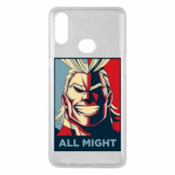 Чехол для Samsung A10s All might