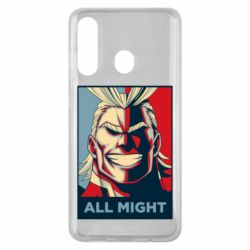 Чехол для Samsung M40 All might