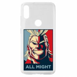 Чехол для Xiaomi Mi Play All might