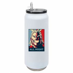 Термобанка 500ml All might