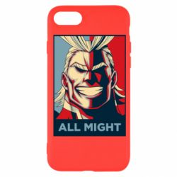 Чехол для iPhone 7 All might