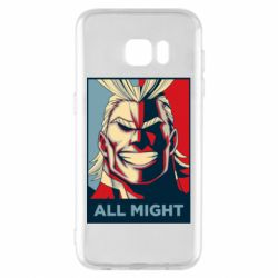 Чехол для Samsung S7 EDGE All might