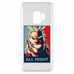 Чехол для Samsung S9 All might