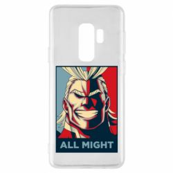Чехол для Samsung S9+ All might