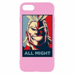 Чехол для iPhone 8 All might