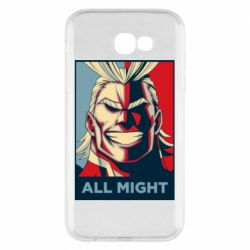 Чехол для Samsung A7 2017 All might