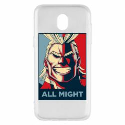 Чехол для Samsung J5 2017 All might