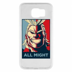Чехол для Samsung S6 All might