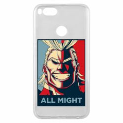 Чехол для Xiaomi Mi A1 All might