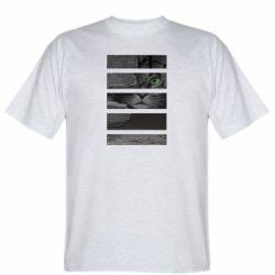 Мужская футболка All seeing cat