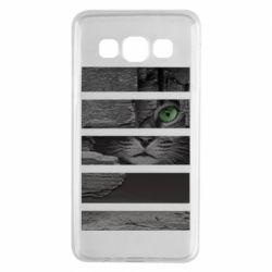Чехол для Samsung A3 2015 All seeing cat