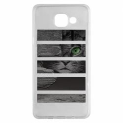 Чехол для Samsung A5 2016 All seeing cat