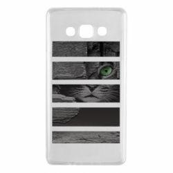 Чехол для Samsung A7 2015 All seeing cat