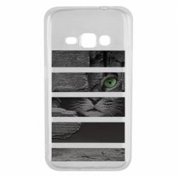 Чехол для Samsung J1 2016 All seeing cat