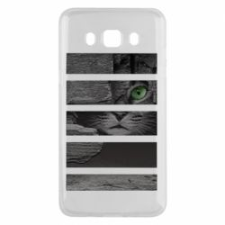 Чехол для Samsung J5 2016 All seeing cat