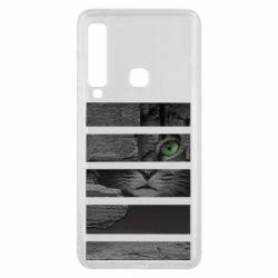 Чехол для Samsung A9 2018 All seeing cat