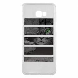 Чехол для Samsung J4 Plus 2018 All seeing cat
