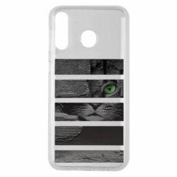Чехол для Samsung M30 All seeing cat