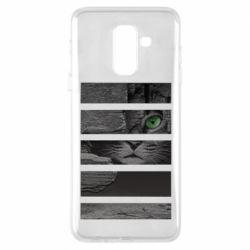 Чехол для Samsung A6+ 2018 All seeing cat