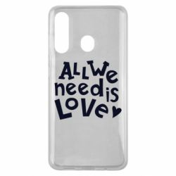 Чехол для Samsung M40 All we need is love