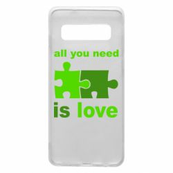 Чохол для Samsung S10 All You need is love