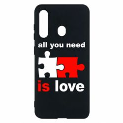 Чохол для Samsung M40 All You need is love