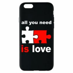 Чохол для iPhone 6/6S All You need is love
