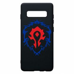 Чехол для Samsung S10+ Alliance and horde two in one