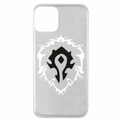 Чехол для iPhone 11 Alliance and horde two in one