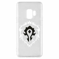 Чехол для Samsung S9 Alliance and horde two in one